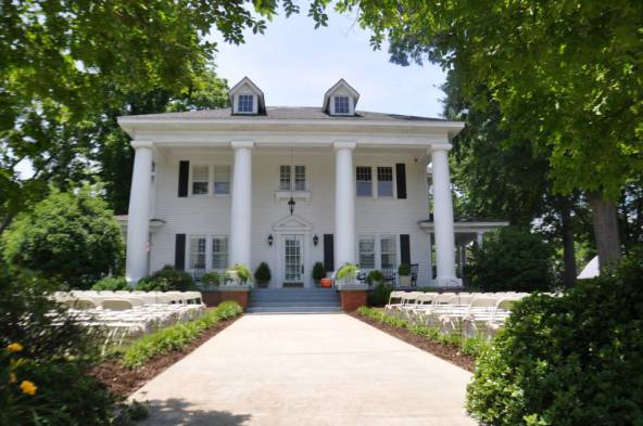 Evergreen Plantation, South Carolina wedding venue